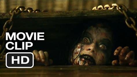evil dead film youtube evil dead movie tv spot scream safe 2013 horror