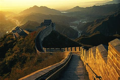 Great Wall Atau Lem Walpaper asia timur asia land of diversity