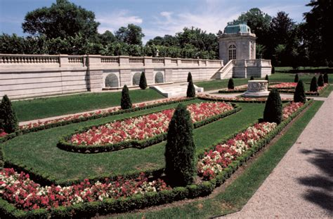 The Sunken Gardens by Historic So Rhode Island Sorhodeisland