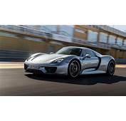 First Drive 2015 Porsche 918 Spyder