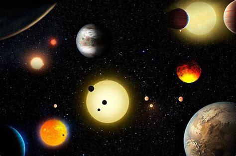 imagenes animadas asombrosas nasa descubre kepler 90 un sistema solar parecido al de