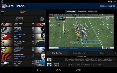 gamepass apk nfl pass android apps op play
