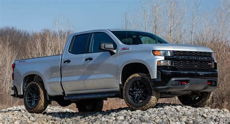 2020 Chevrolet Silverado by 2020 Chevy Silverado 1500 Range Receives Powertrain