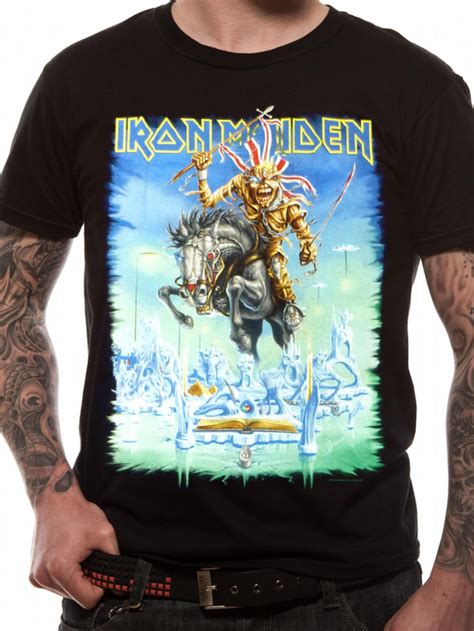 T Shirts Iron Maiden 106 iron maiden tour trooper t shirt buy iron maiden tour