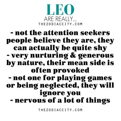 leo zodiac quotes truth quotesgram