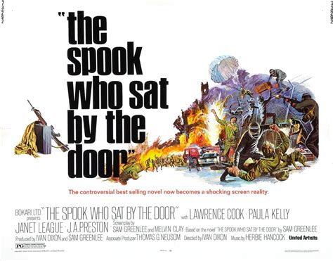 spook who sat by the door more join national