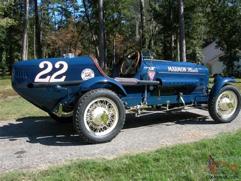 car boat race amsterdam 1929 marmon boat tail race car for sale body all hand