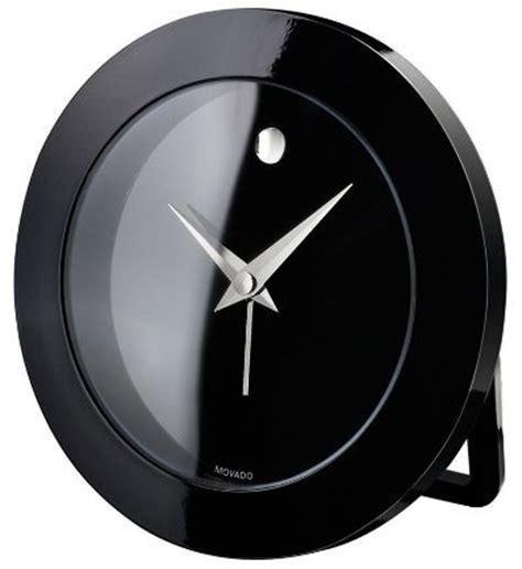 minimalist movado clock