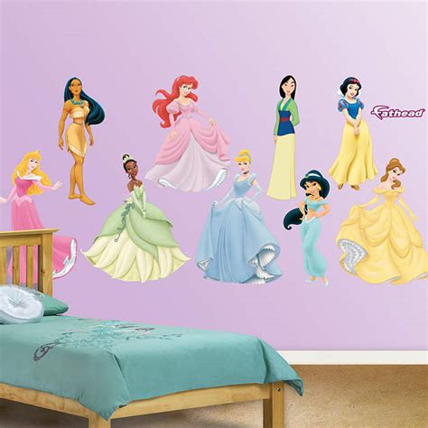 disney princess stickers for walls 1 877 328 8877