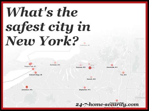 10 safest cities in new york 2016 24 7 home security
