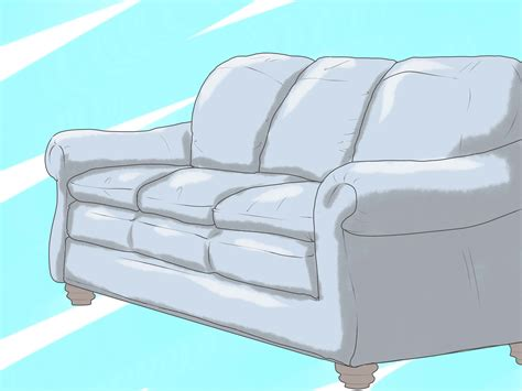 Cleaning Leather Sofa How To Clean A Leather Sofa 11 Steps With Pictures Wikihow