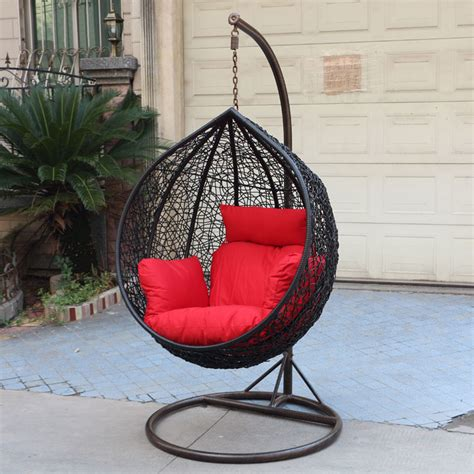 basket swing chair popular wicker hanging chair buy cheap wicker hanging