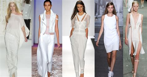 Sorry No Recap For The This Week by Better Chic Than Sorry Fashion Week Recap White On White
