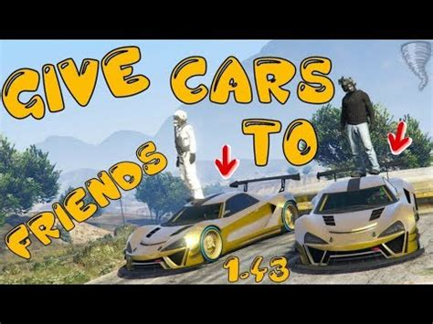 [ gepatched ]*neu* give cars to friends glitch ps 4/xbox