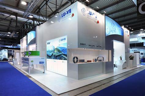 pavillon 8x4 stand luve per mce 2012