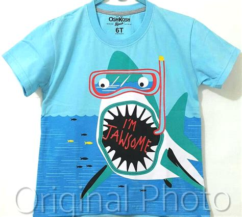 Baju Kaos Sharks by Grosir Kaos Oshkosh Shark Snorkling Murah Page Title