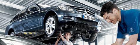 service for mercedes service and workshop msl ballsbridge motors