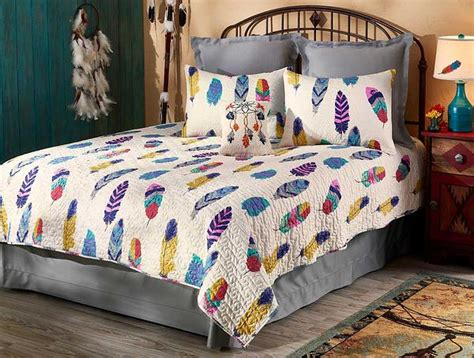 Feather Bedding Sets Catcher Feathers Bedding Collection Wings