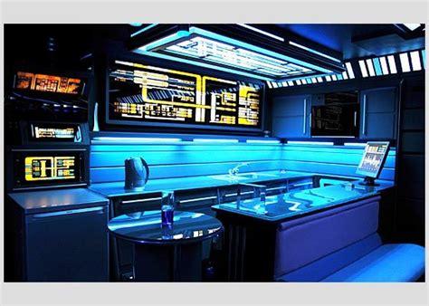 star trek bedroom 8 amazing sci fi inspired houses and rooms neatorama