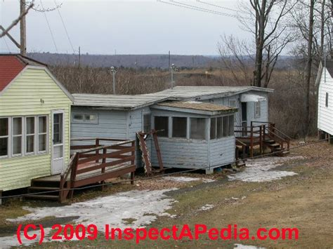 trailer houses inspect troubleshoot mobile homes double wides caravans manufactured homes