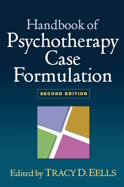 quickies the handbook of brief therapy third edition books handbook of psychotherapy formulation second edition