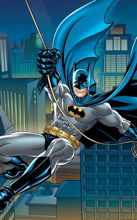 batman rope swing wall mural dc comics
