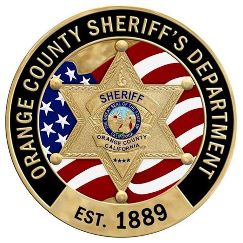 Orange County Sheriffs Office by Orange County Sheriff S Department 693 Crime And Safety