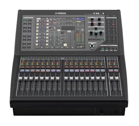 Mixer Yamaha Ql ql series mixers products yamaha