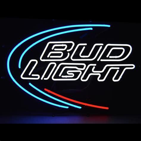 Bud Light Neon Sign by Bud Light Neon Sign