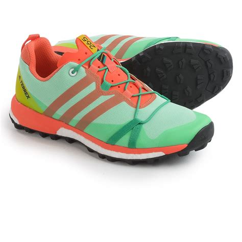 adidas track running shoes adidas outdoor terrex agravic trail running shoes for