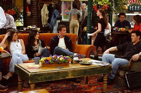 friends tv show coffee shop central perk to open in new