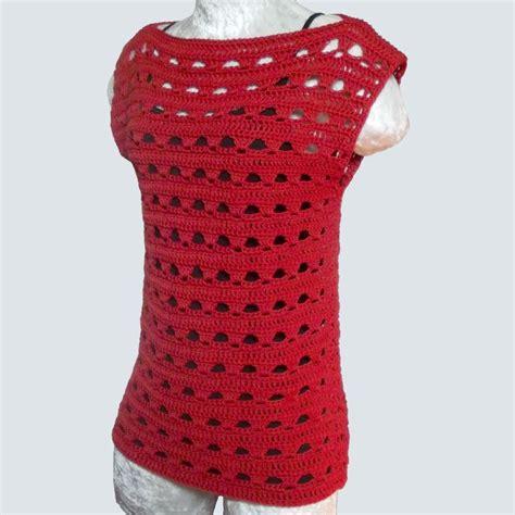 summer pattern pinterest simple lace summer top crochetn crafts on pinterest