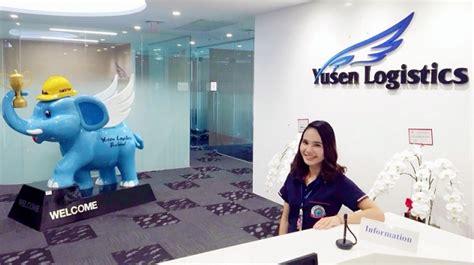 company profile yusen logistics