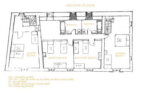 floor plan 2nd floor second floor plan photos domaine de badia