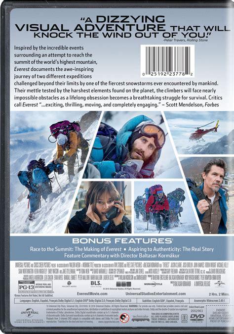 film everest en dvd everest movie page dvd blu ray digital hd on demand