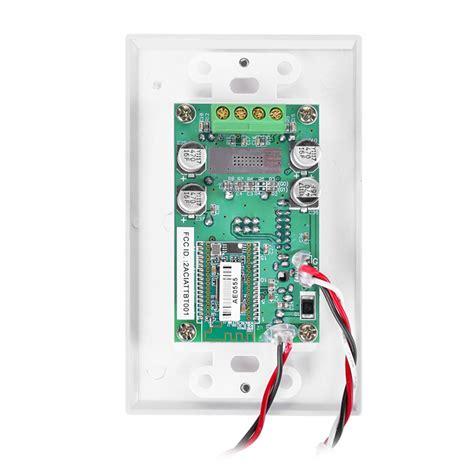 ce compass built  wall plate wireless bluetooth