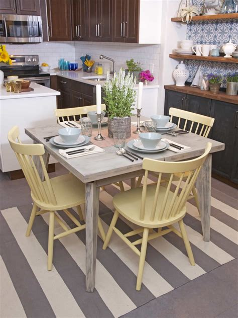 coastal kitchen table coastal kitchen with whitewashed dining table 50338 house decoration ideas