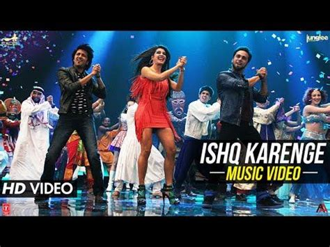 ishq karenge video song bangistan riteish deshmukh