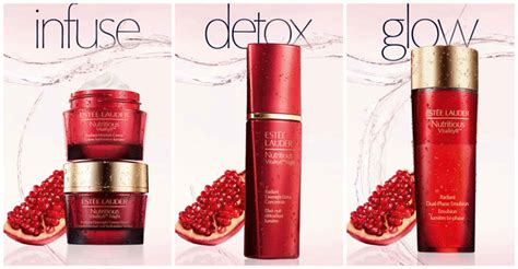 Estee Lauder Nutritious Vitality8 Radiant Overnight Detox Concentrate by พร อมส ง Estee Lauder Nutritious Vitality8 Radiant