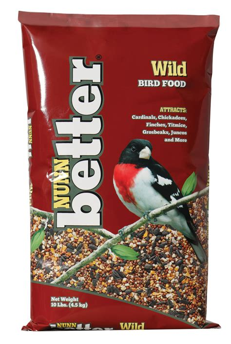wild bird food nunn better