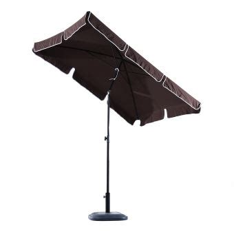 Parasol Inclinable Rectangulaire by Parasol Rectangulaire Inclinable Mobilier De Jardin