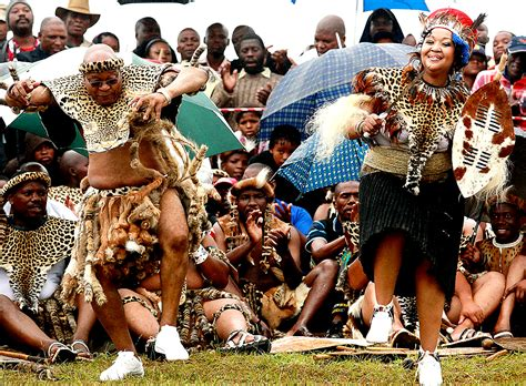 Zulu Wedding Ceremony by Photo South President Zuma Marries In Traditional
