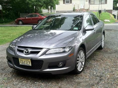 car manuals free online 2006 mazda mazda6 security system buy used 2006 mazdaspeed6 grey 6 speed awd in stanhope new jersey united states for us