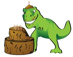 birthday dinosaur clipart clipground