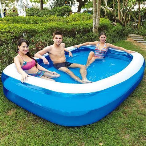 Kolam Family Play Pool 229cm Kolam Renang Anak Play Pool Mja kolam renang karet swimming pool bestway 54006 kolam mandi anak murah like intex family swim
