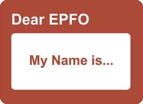 Can You Change Your Name If You A Criminal Record Procedure For Name Change Correction In Epf Account