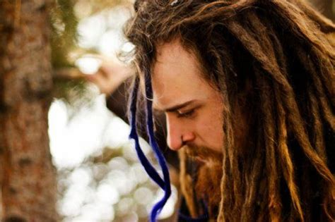 hippie rock men hairstyles 649 best dread it images on pinterest dreadlock