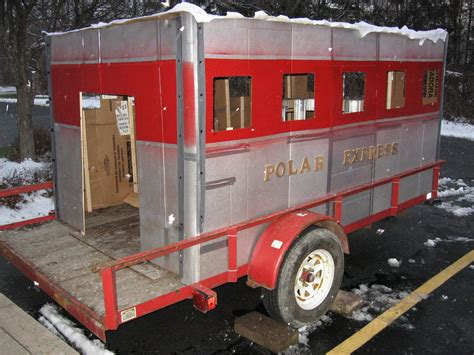polar express float ideas polar express float wip3 by flood7585 on deviantart