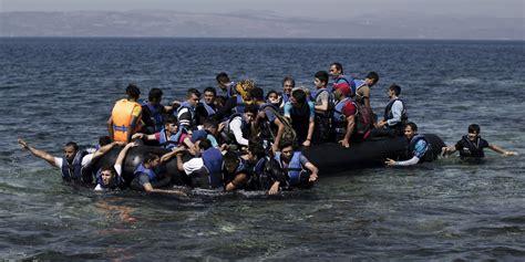 syrian refugee crisis boat turquie 22 morts dans le naufrage d un bateau de migrants
