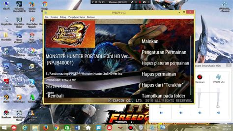cara main game psp format rar cara main game psp di laptop dan android youtube